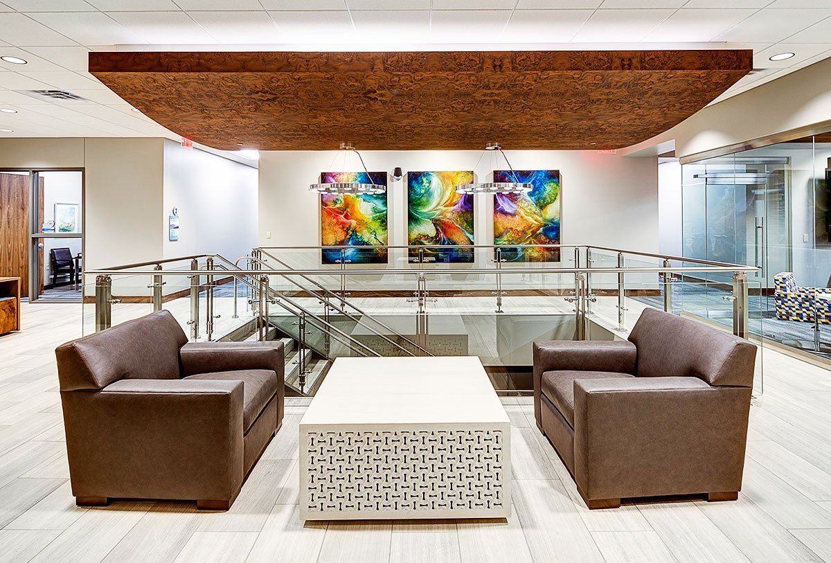 Gulfport Energy Headquarters | Thrown by Covet House