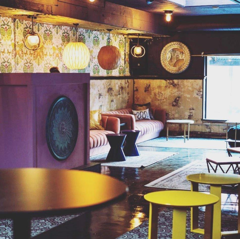 Nompton Social | Thrown by Covet House